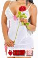 Babydoll Cinta Rosa